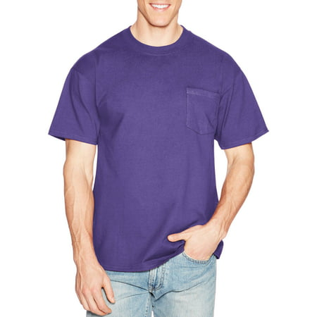 Pocket Sleeves (Men's Premium Beefy-T Short Sleeve T-Shirt With Pocket, Up to Size)