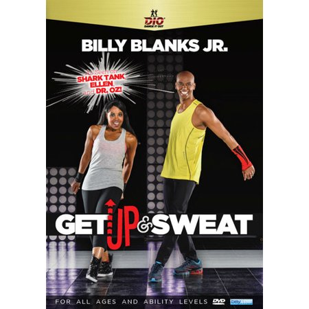 Billy Blanks Jr.: Dance It Out - Get Up & Sweat Workout (DVD) ()