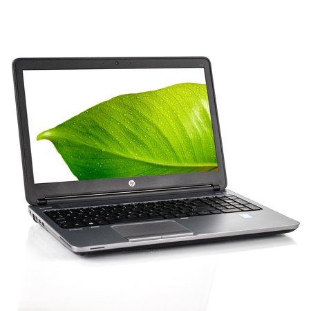 Refurbished HP ProBook 650 G1 Laptop  i5 Dual-Core 8GB 500GB Win 10 Pro B