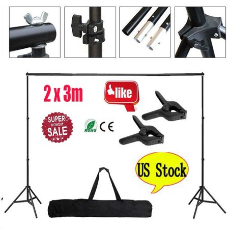 Adjustable Photo Booth Background Photography Backdrop Crossbar Backdrop Support Stands Studio Frame Kit - Kentucky Derby Photo Backdrop