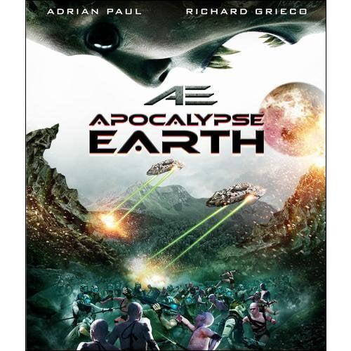 AE: Apocalypse Earth (Blu-ray) (Widescreen)