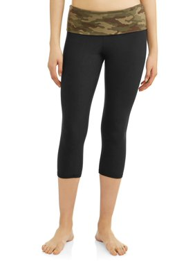 a142510ee4f4c7 Juniors Activewear Leggings, Pants & Capris - Walmart.com