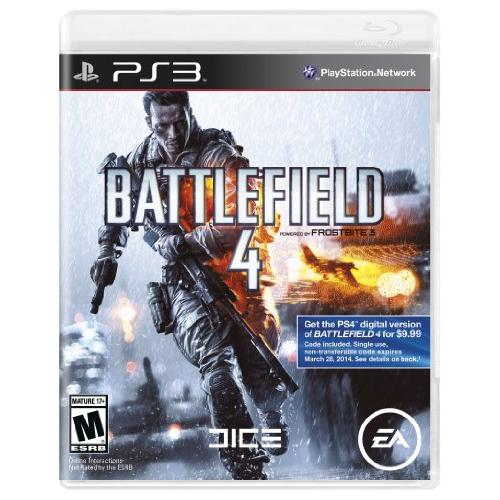 Ea Battlefield 4 - Action/adventure Game - Blu-ray Disc - Playstation 3 (73229)