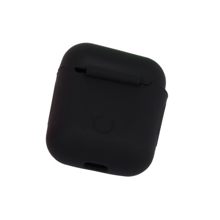Silicone Headphones Case for Apple Wireless BT Headset Protective Storage Box Earphone Cover Pouch ()