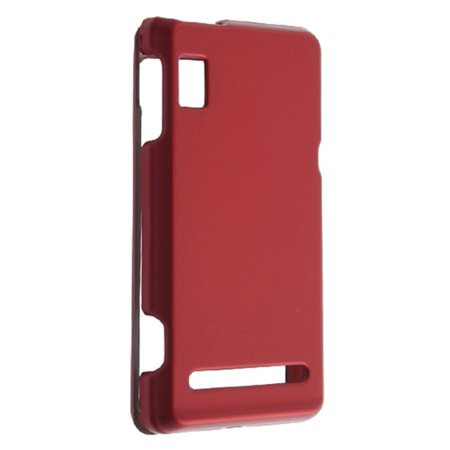 Rubber Coated Hard Case Cover For Motorola DROID II 2 A955 NEW - image 4 of 5