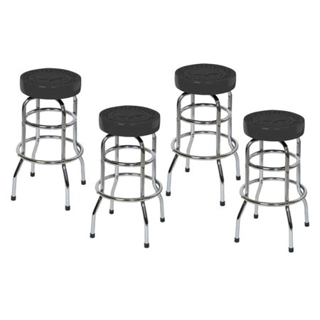 Magnificent Harley Davidson Skull Bar Stool Heavy Guage Steel Hdl 12114 Set Of 4 Harley Davidson Squirreltailoven Fun Painted Chair Ideas Images Squirreltailovenorg