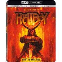 Hellboy (4K Ultra HD + Blu-ray)