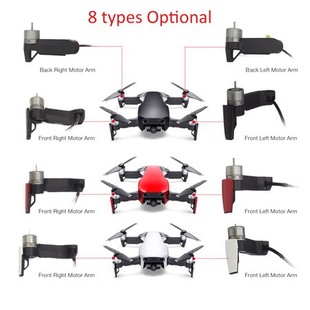 Front Right Motor Arm Parts for Mavic Air Drone RC Quadcopter - image 1 de 7