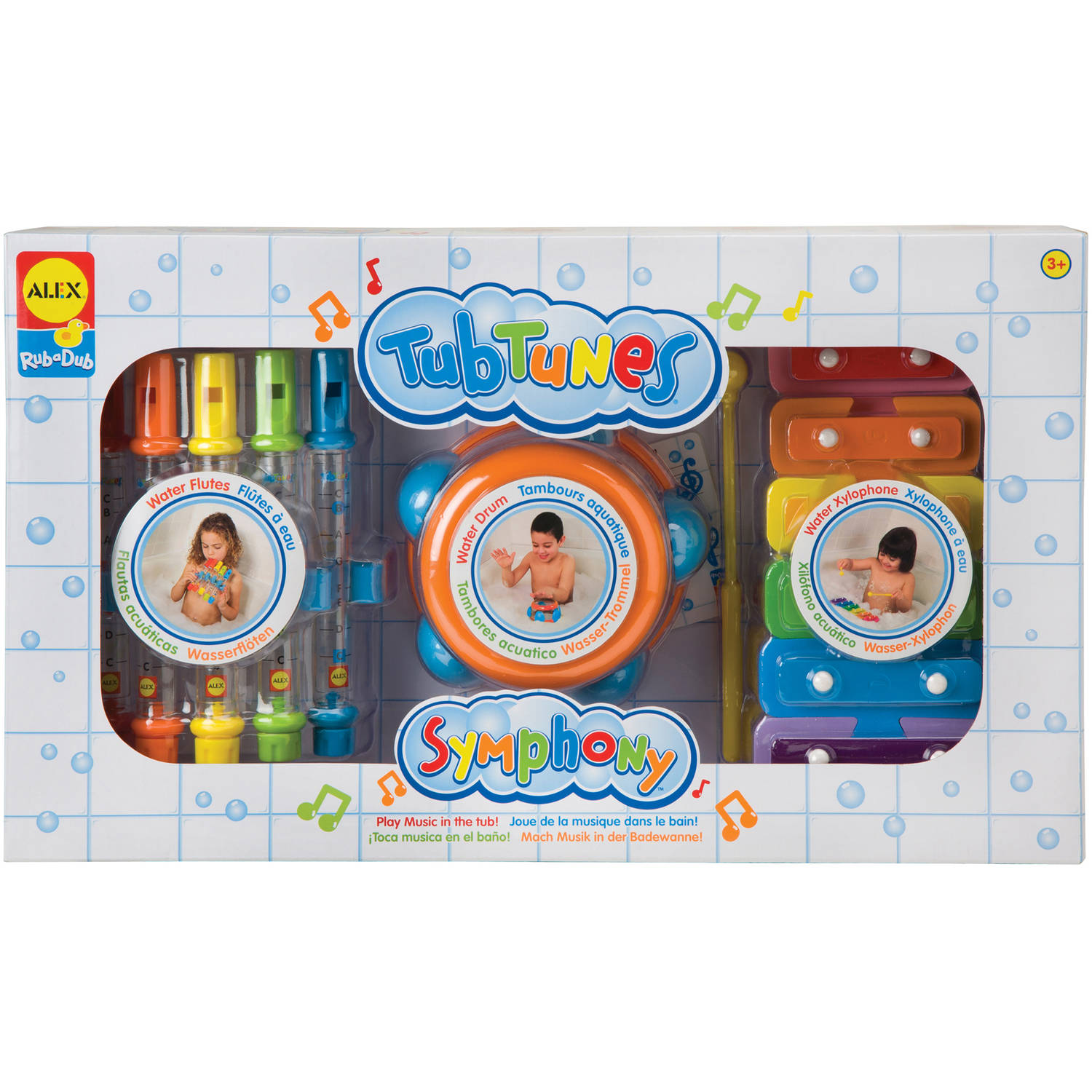 ALEX Toys Bathtime Fun Tubtune Symphony by ALEX Toys