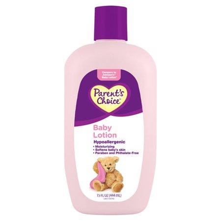 Parent's Choice Lotion pour bébés, 15 fl oz