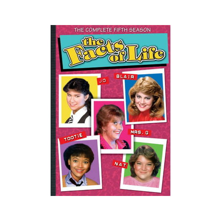 The Facts Of Life Halloween (The Facts of Life: The Complete Fifth Season)
