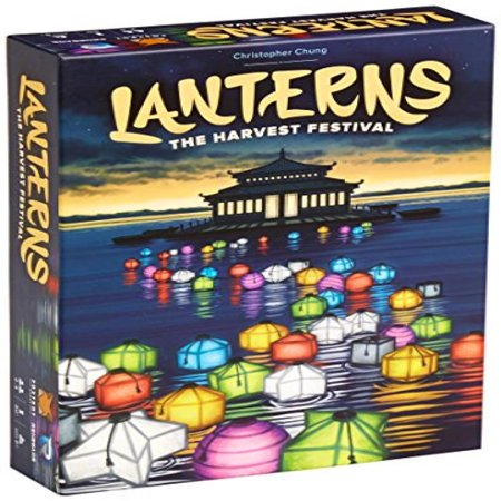 Lanterns The Harvest Festival Board Game (Halloween Games For A Fall Festival)