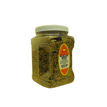 Mixed Pickling Spices - Family Size Marshalls Creek Spices Pickling Spice Seasoning, 32 Ounce