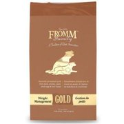 Fromm Gold Weight Management Dry Dog Food 5-Pound Bag