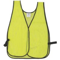 Condor  1YAC5 M/L Lime Polyester Mesh Safety Vest