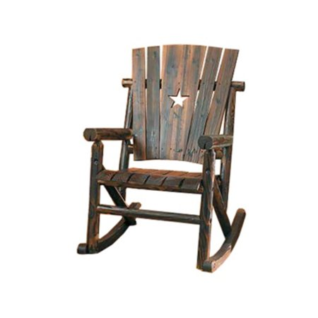 Char-Log Single Rocker with (Single Polyester Rope Sling Rocker)