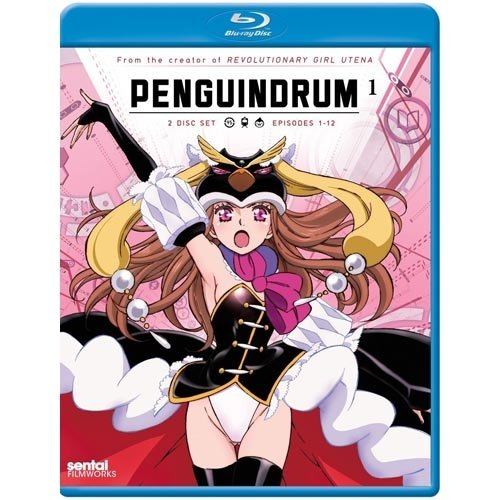 Penguin Drum: Collection 1 (Blu-ray)
