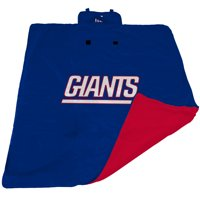 New York Giants 60'' x 80'' All-Weather XL Outdoor Blanket - Royal - No Size
