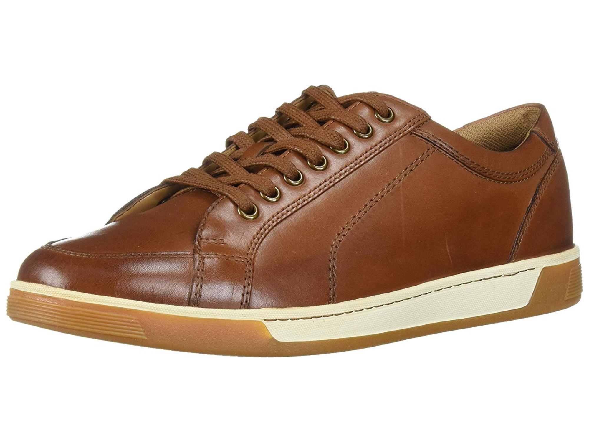 Berkley Sneaker, British Tan, Size 13.0