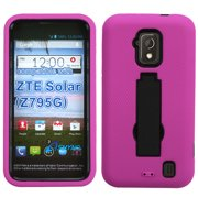 For Z795G Solar Black/Hot Pink Symbiosis Stand Protector Cover