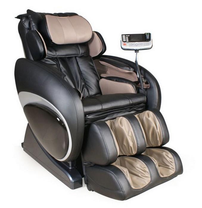 Osaki OS 4000T Executive ZERO GRAVITY Massage Chair w/ Foot Rollers Black