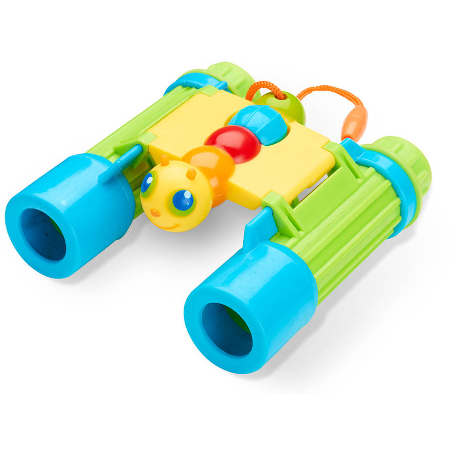 Melissa & Doug Sunny Patch Giddy Buggy Binoculars, Pretend Play Toy