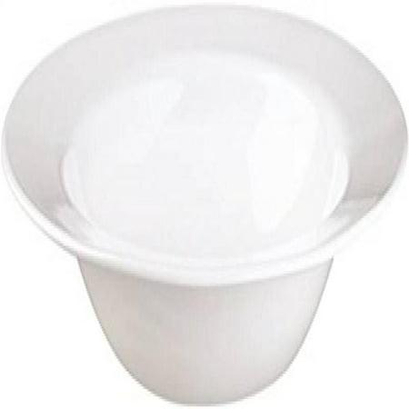 Wide Rimmed Bowls - BOWL 28OZ ENTREE WIDE RIM WHT