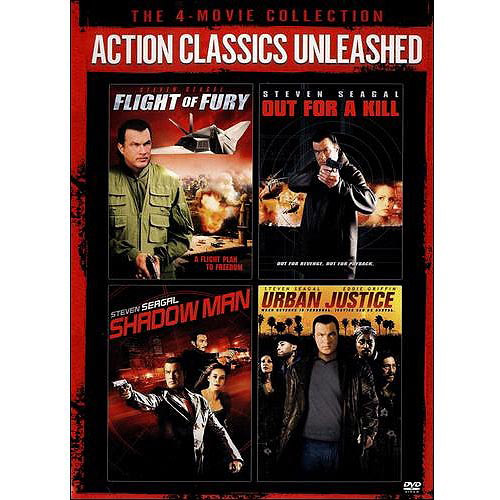 Action Classics Unleashed: Flight Of Fury / Out For A Kill /...