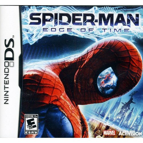 Spiderman Edge Of Time - Nintendo DS Edge of Time