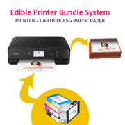 Canon Edible Printer Bundle Comes with Edible Cartridges and 20 Wafer Sheets,Canon Pixma - Best Reviews Guide