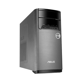 ASUS VivoPC M32CD M32CDUS010T Desktop PC with Intel Core i7-6700 Processor, 8GB Memory, 2TB Hard Drive and Windows 10... by ASUS