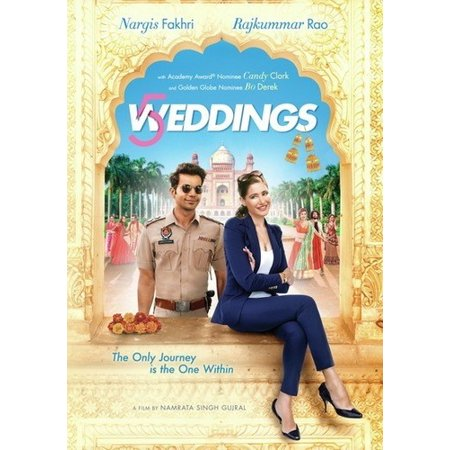 5 Weddings (DVD)
