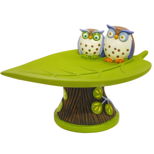 Allure Awesome Owls Soap Dish