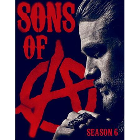 Sons of Anarchy: Season Six (Blu-ray) (Sons Of Anarchy Halloween)
