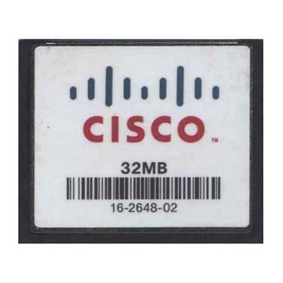 CISCO 16-2648-02 32MB COMPACT FLASH (20mb Cisco Approved Flash Card)