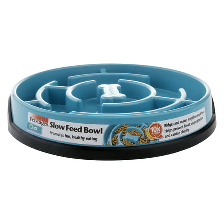 Petstages Slow Fun Feed Bowl (Best Things To Feed A Dog)