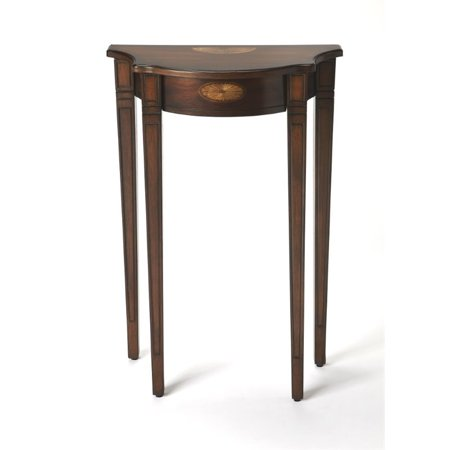 Beaumont Lane Console Table in Cherry ()