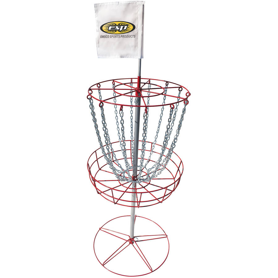 Emsco Group 53150 PDGA-Approved Disc Golf Goal by EMSCO Group