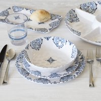 Deals on Better Homes & Gardens Outdoor Melamine Dinnerware Set 12 pc
