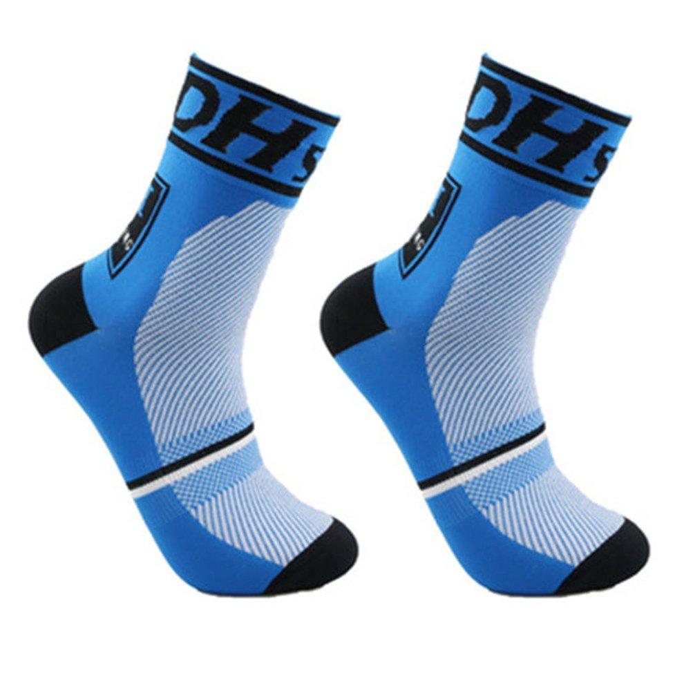 Men Women Bicycle Cycling Riding Socks Running sports Breathable Socks Fashion