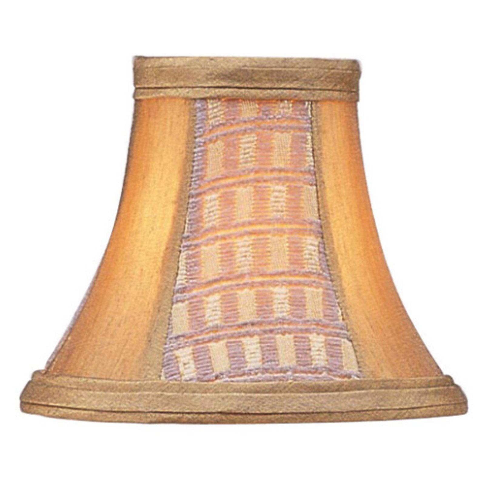 Livex Lighting Silk Bell Clip Shade