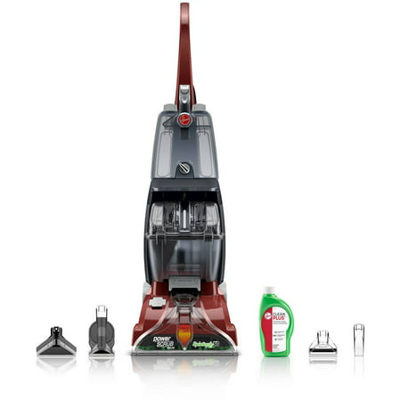 Hoover Power Scrub Deluxe Carpet Cleaner