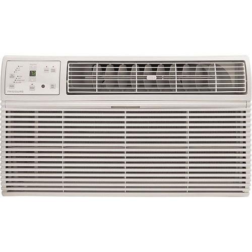 Frigidaire FRA144HT2 14,000/13,600-BTU 230V Room Through-The-Wall Air Conditioner with Temperature Sensing Remote