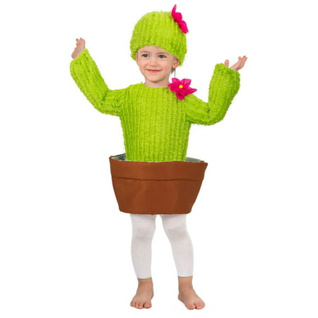 Toddler Prickles The Cactus Costume