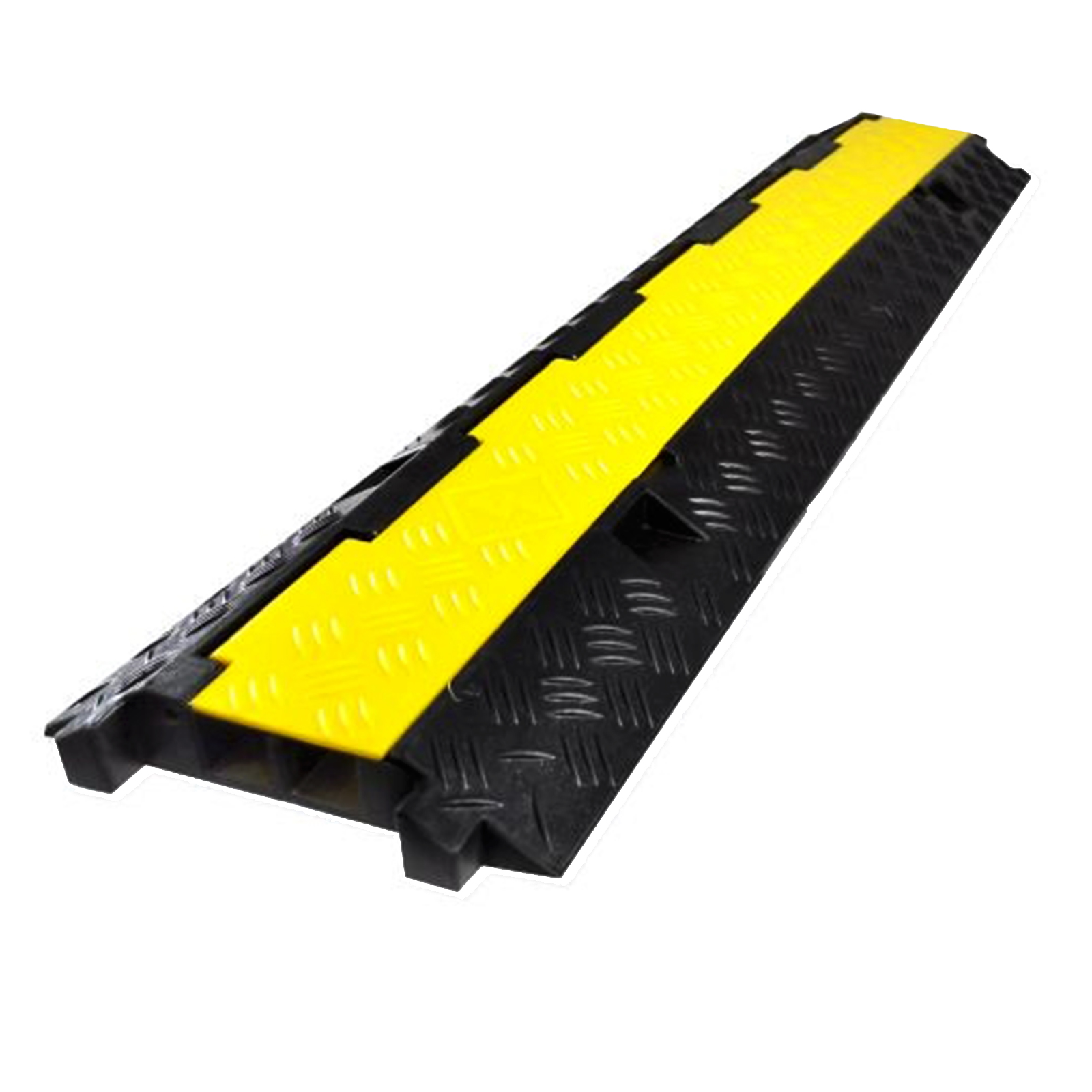 Cable Protective Cover Ramp, Cord/Wire Concealment Protection Track, Hassle-Free