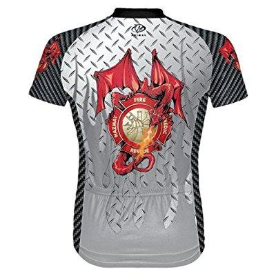 ... primal wear extinguished tribute cycling jersey for fireman firemen  hazmat emt firefighter men s xxl 1ed758f64