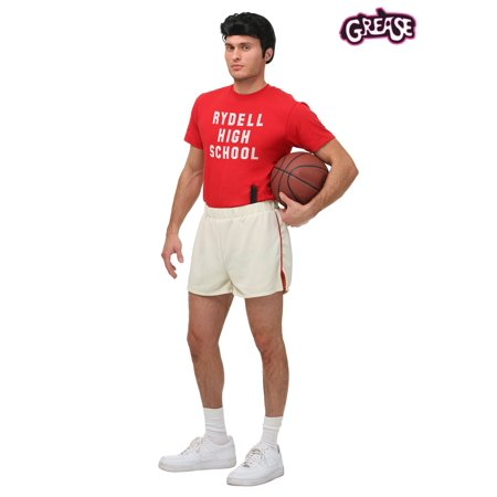 Grease Gym Danny Costume Danny T-bird Adult Grease