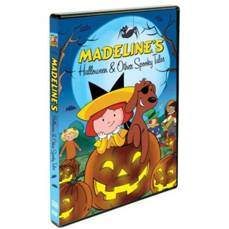 Madeline's Halloween & Other Spooky Tales (Full Frame)
