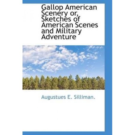 Gallop American Scenery Or, Sketches of American Scenes and Military Adventure - image 1 of 1