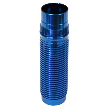 AFCO 550010370 Shock Body Quarter Midget Monotube Blue Aluminum Aluminum Shock Body Set